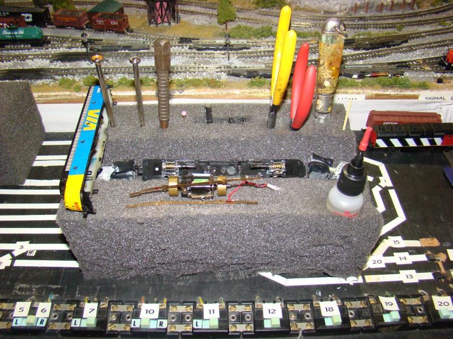 Rob – Budget Model Railroad